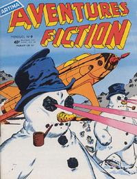 Cover Thumbnail for Aventures Fiction (Arédit-Artima, 1958 series) #9