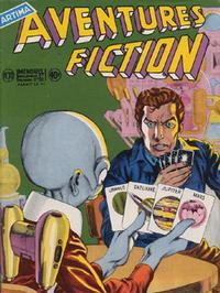 Cover Thumbnail for Aventures Fiction (Arédit-Artima, 1958 series) #10