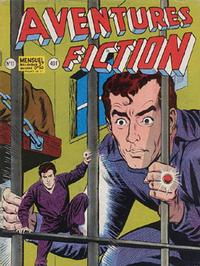 Cover Thumbnail for Aventures Fiction (Arédit-Artima, 1958 series) #11