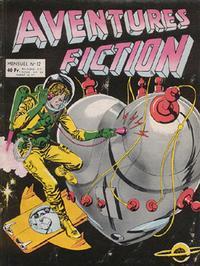 Cover Thumbnail for Aventures Fiction (Arédit-Artima, 1958 series) #12