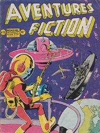 Cover Thumbnail for Aventures Fiction (Arédit-Artima, 1958 series) #13