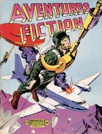 Cover Thumbnail for Aventures Fiction (Arédit-Artima, 1958 series) #14