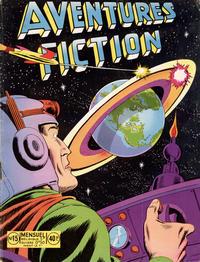 Cover Thumbnail for Aventures Fiction (Arédit-Artima, 1958 series) #15