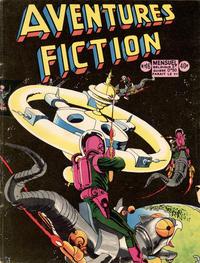 Cover Thumbnail for Aventures Fiction (Arédit-Artima, 1958 series) #16