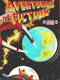 Cover Thumbnail for Aventures Fiction (Arédit-Artima, 1958 series) #17