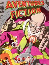 Cover Thumbnail for Aventures Fiction (Arédit-Artima, 1958 series) #18
