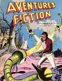 Cover Thumbnail for Aventures Fiction (Arédit-Artima, 1958 series) #20
