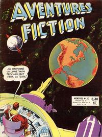 Cover Thumbnail for Aventures Fiction (Arédit-Artima, 1958 series) #22