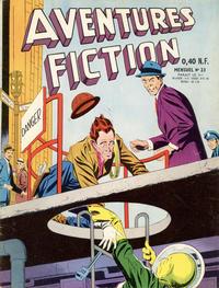 Cover Thumbnail for Aventures Fiction (Arédit-Artima, 1958 series) #23