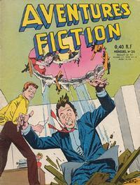 Cover Thumbnail for Aventures Fiction (Arédit-Artima, 1958 series) #24