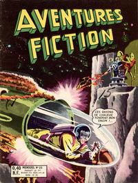 Cover Thumbnail for Aventures Fiction (Arédit-Artima, 1958 series) #25