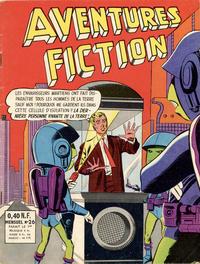 Cover Thumbnail for Aventures Fiction (Arédit-Artima, 1958 series) #26