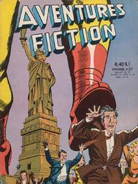 Cover Thumbnail for Aventures Fiction (Arédit-Artima, 1958 series) #27