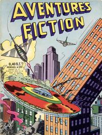 Cover Thumbnail for Aventures Fiction (Arédit-Artima, 1958 series) #28