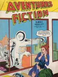 Cover Thumbnail for Aventures Fiction (Arédit-Artima, 1958 series) #29