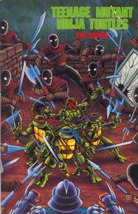 Cover Thumbnail for Teenage Mutant Ninja Turtles Adventures [The Movie] (Mirage, 1990 series)