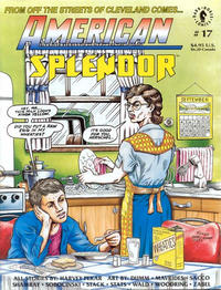 Cover Thumbnail for American Splendor (Dark Horse, 1993 series) #17