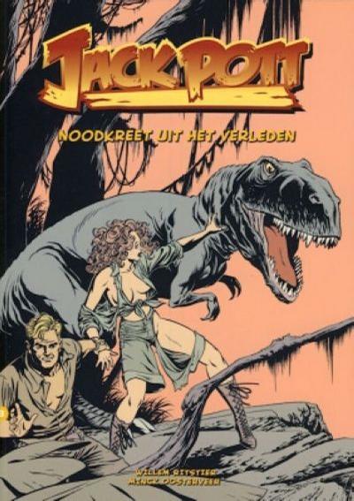 Cover for Jack Pott (Bee Dee, 2006 series) #3