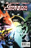 Cover for Green Lantern (DC, 2005 series) #51 [Standard Cover]