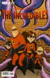 Cover for The Incredibles (Boom! Studios, 2009 series) #5 [Cover B]