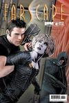 Cover for Farscape (Boom! Studios, 2009 series) #4 [Cover A]