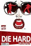 Cover for Die Hard: Year One (Boom! Studios, 2009 series) #2 [Cover A]