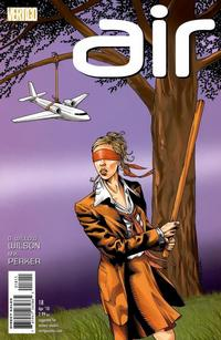 Cover Thumbnail for Air (DC, 2008 series) #18