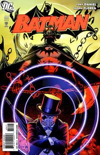 Cover Thumbnail for Batman (DC, 1940 series) #696