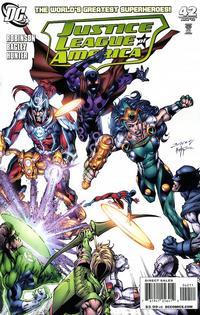 Cover Thumbnail for Justice League of America (DC, 2006 series) #42 [Standard Cover]