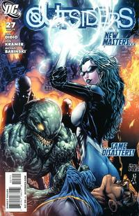 Cover Thumbnail for The Outsiders (DC, 2009 series) #27