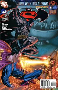 Cover Thumbnail for Superman / Batman (DC, 2003 series) #69
