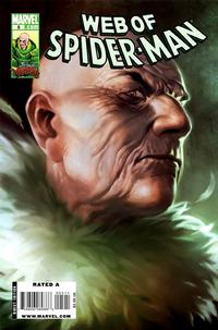 Cover Thumbnail for Web of Spider-Man (Marvel, 2009 series) #5