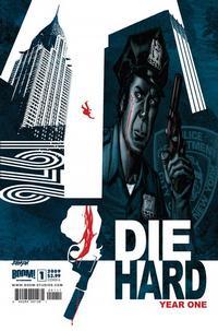 Cover Thumbnail for Die Hard: Year One (Boom! Studios, 2009 series) #1 [Cover A]