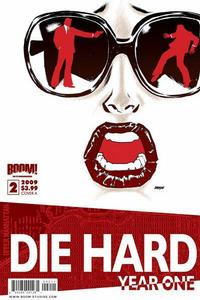 Cover Thumbnail for Die Hard: Year One (Boom! Studios, 2009 series) #2 [Cover A]