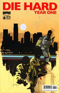Cover Thumbnail for Die Hard: Year One (Boom! Studios, 2009 series) #6