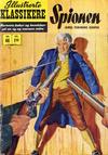 Cover for Illustrerte Klassikere [Classics Illustrated] (Illustrerte Klassikere / Williams Forlag, 1957 series) #46 - Spionen [1. opplag]