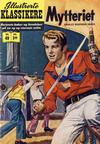Cover for Illustrerte Klassikere [Classics Illustrated] (Illustrerte Klassikere / Williams Forlag, 1957 series) #49 - Mytteriet [1. opplag]
