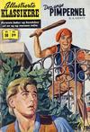 Cover for Illustrerte Klassikere [Classics Illustrated] (Illustrerte Klassikere / Williams Forlag, 1957 series) #50 - Den unge pimpernel