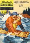 Cover for Illustrerte Klassikere [Classics Illustrated] (Illustrerte Klassikere / Williams Forlag, 1957 series) #66 - Gullgraverliv [1. opplag]