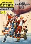 Cover for Illustrerte Klassikere [Classics Illustrated] (Illustrerte Klassikere / Williams Forlag, 1957 series) #67 - Den hemmelighetsfulle øy [1. opplag]