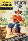 Cover for Illustrerte Klassikere [Classics Illustrated] (Illustrerte Klassikere / Williams Forlag, 1957 series) #68 - Huckleberry Finn [1. opplag]