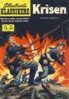 Cover for Illustrerte Klassikere [Classics Illustrated] (Illustrerte Klassikere / Williams Forlag, 1957 series) #72 - Krisen [1. opplag]