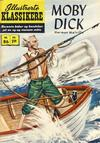 Cover for Illustrerte Klassikere [Classics Illustrated] (Illustrerte Klassikere / Williams Forlag, 1957 series) #86 - Moby Dick [1. opplag]