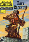 Cover for Illustrerte Klassikere [Classics Illustrated] (Illustrerte Klassikere / Williams Forlag, 1957 series) #90 - Davy Crockett [1. opplag]