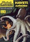 Cover for Illustrerte Klassikere [Classics Illustrated] (Illustrerte Klassikere / Williams Forlag, 1957 series) #117 - Havets arbeidere [1. opplag]