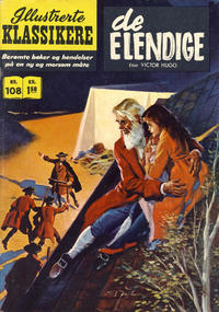 Cover Thumbnail for Illustrerte Klassikere [Classics Illustrated] (Illustrerte Klassikere / Williams Forlag, 1957 series) #108 - De elendige