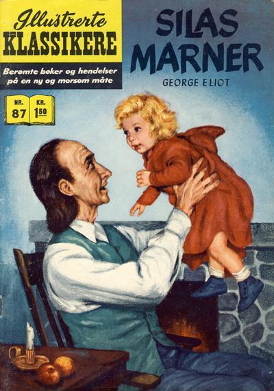 Cover for Illustrerte Klassikere [Classics Illustrated] (Illustrerte Klassikere / Williams Forlag, 1957 series) #87 - Silas Marner