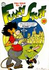 Cover for Funny Stuff (DC, 1944 series) #2