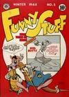 Cover for Funny Stuff (DC, 1944 series) #3