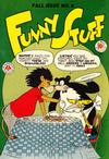 Cover for Funny Stuff (DC, 1944 series) #6